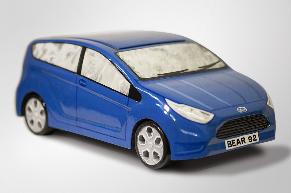 Ford Focus Urn