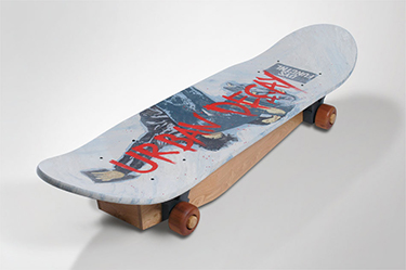 Urban Decay Skateboard